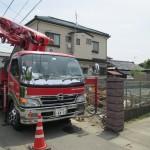 上畑町ポンプ車