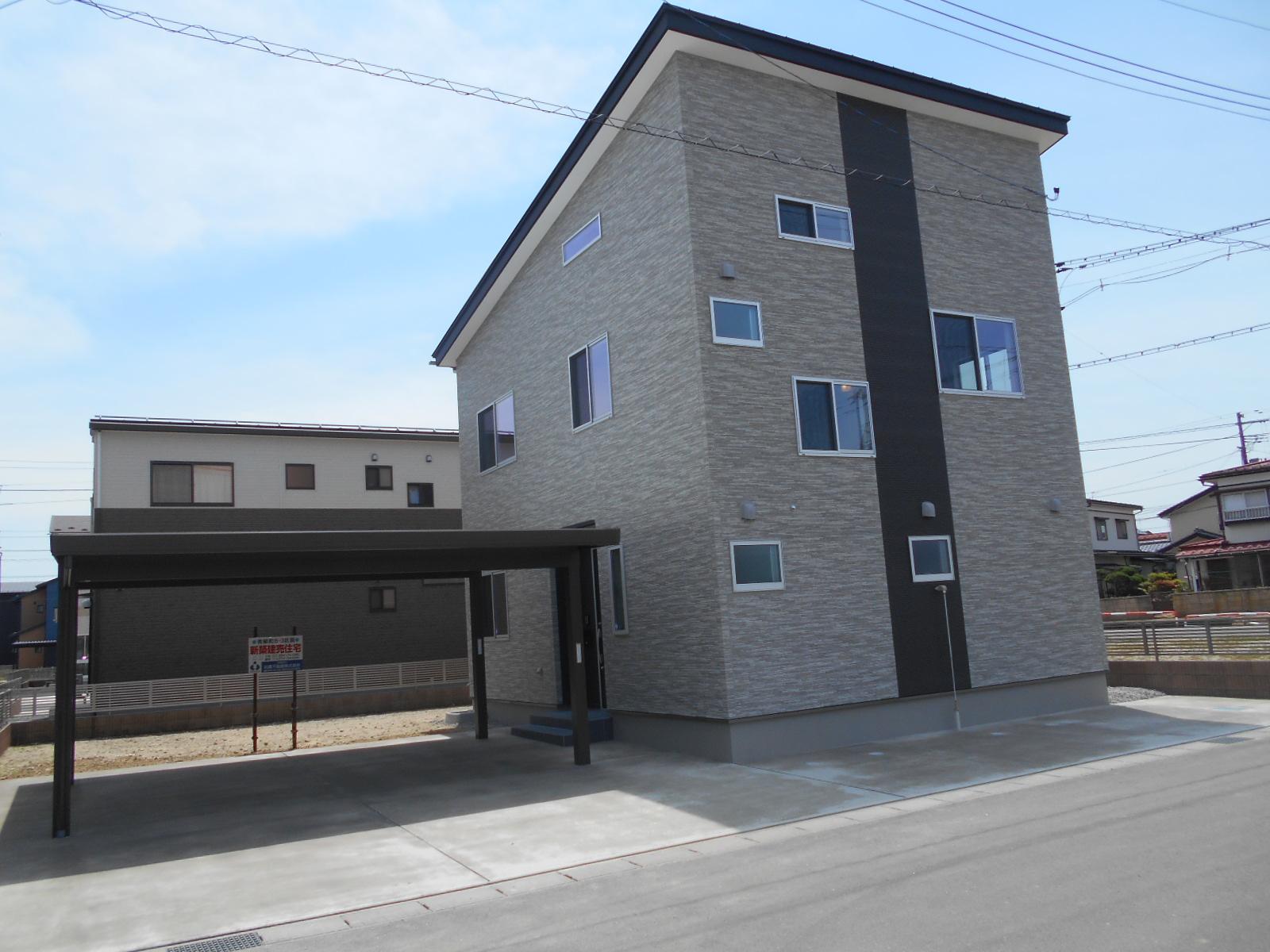 Blue Willow おもいやりの街 B-3区画 建売住宅&分譲地 販売会のお知らせ