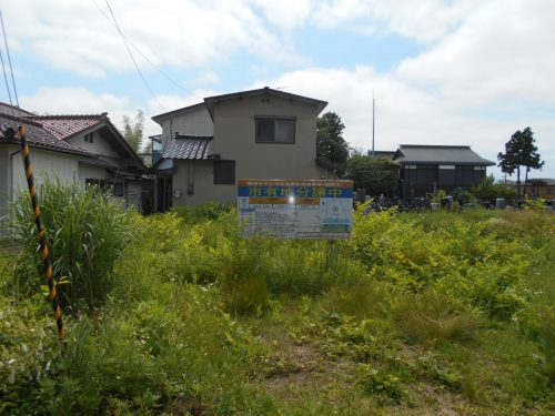 新海町22番土地(参考プラン付)